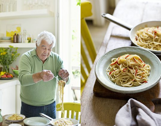 Laura Edwards for Antonio Carluccio