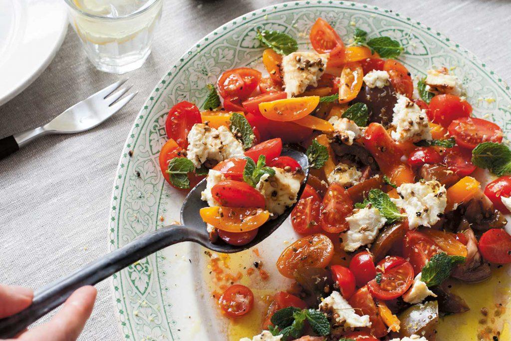 Eight Favourite Ways with Tomatoes   Anna Jones